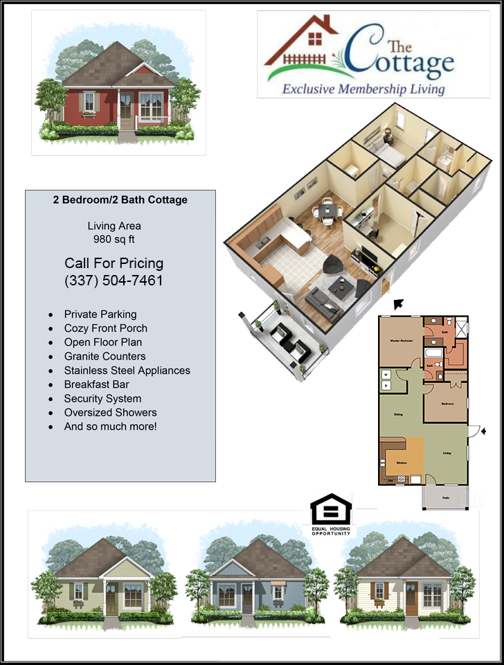 The Cottages | Exclusive Membership Living